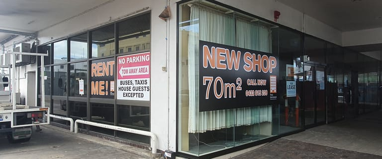 Shop & Retail commercial property for lease at 12/50 Grafton Cairns City QLD 4870