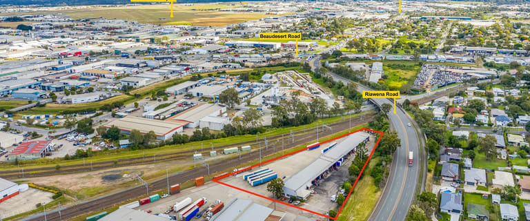 Factory, Warehouse & Industrial commercial property for lease at 1/127 Riawena Road Salisbury QLD 4107