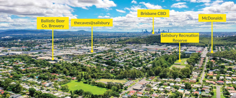 Factory, Warehouse & Industrial commercial property for sale at 233 Evans Road Salisbury QLD 4107