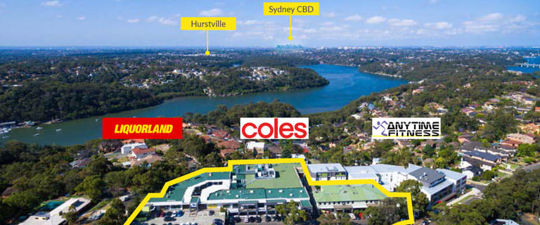 Shop & Retail commercial property for lease at 273 Fowler Road  - Illawong Shopping Village Illawong NSW 2234