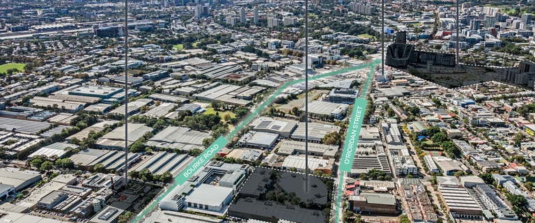"""Factory, Warehouse & Industrial commercial property for lease at Units 13 & 14, """"City Close""""/37-41 O'Riordan Street Alexandria NSW 2015"""