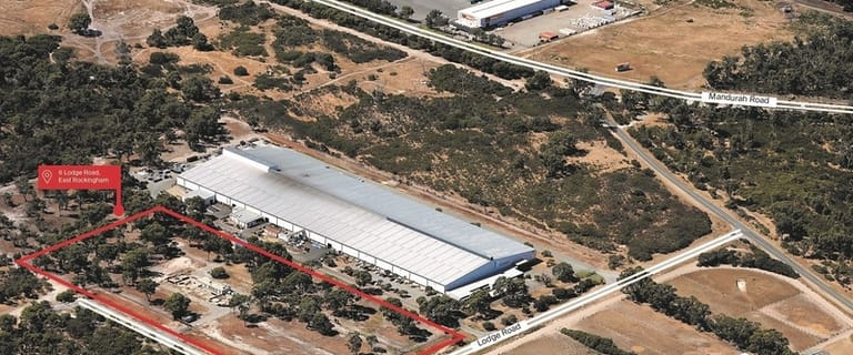 Factory, Warehouse & Industrial commercial property for sale at 6 Lodge Drive East Rockingham WA 6168