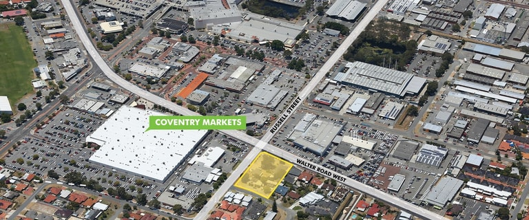 Shop & Retail commercial property for sale at 231-235 Walter Road West Morley WA 6062
