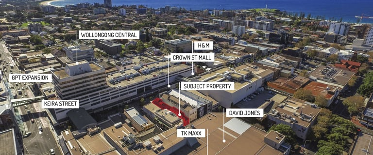 Shop & Retail commercial property for lease at 9 Globe Lane Wollongong NSW 2500