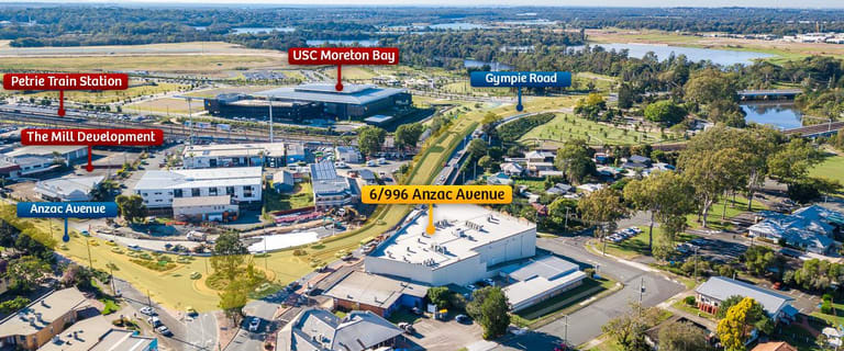 Offices commercial property for sale at 6/996 Anzac Avenue Petrie QLD 4502