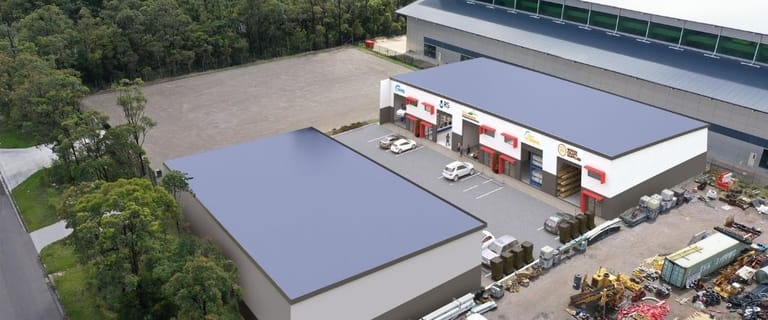 Factory, Warehouse & Industrial commercial property for sale at 6 Corella Close Berkeley Vale NSW 2261