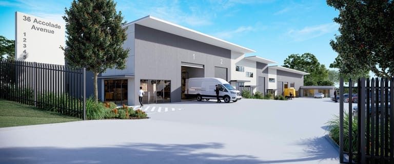 Factory, Warehouse & Industrial commercial property for lease at 36 Accolade Avenue Morisset NSW 2264