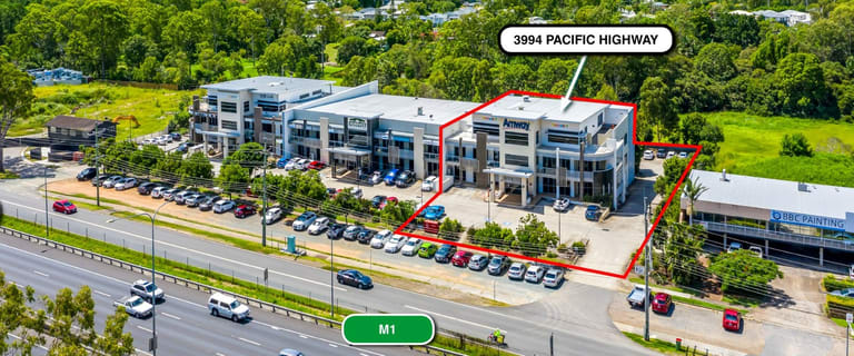 Offices commercial property for sale at 3994 Pacific Highway Springwood QLD 4127