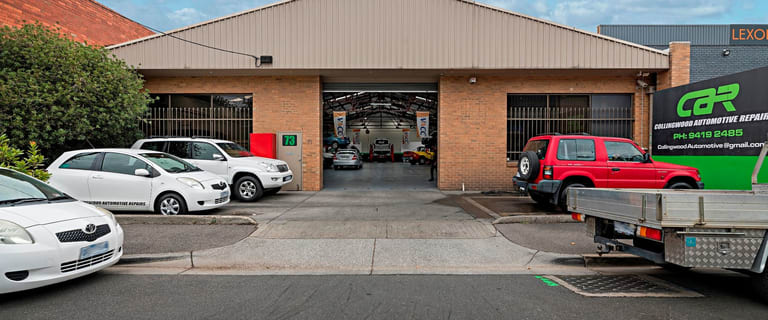 Factory, Warehouse & Industrial commercial property sold at 73 Islington Street Collingwood VIC 3066