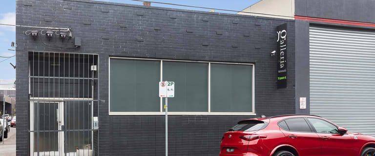 Factory, Warehouse & Industrial commercial property sold at 79 Green Street Cremorne VIC 3121
