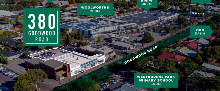 Shop & Retail commercial property for sale at 380 Goodwood Road Cumberland Park SA 5041