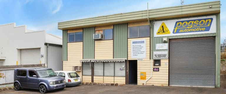 Factory, Warehouse & Industrial commercial property sold at 82 Auburn Street Wollongong NSW 2500