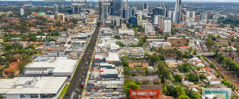 Offices commercial property for sale at 291 Church Street Parramatta NSW 2150