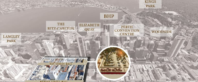 Shop & Retail commercial property for sale at 729 Hay Street Mall Perth WA 6000