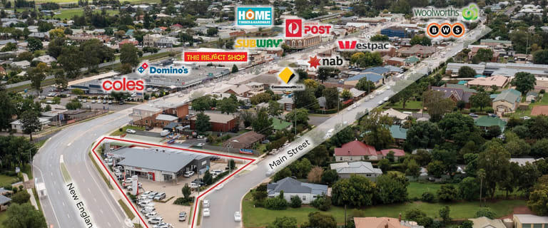 Showrooms / Bulky Goods commercial property for sale at 230 Kelly Street Scone NSW 2337