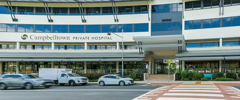 Medical / Consulting commercial property for sale at Suite 3/42 Parkside Crescent Campbelltown NSW 2560