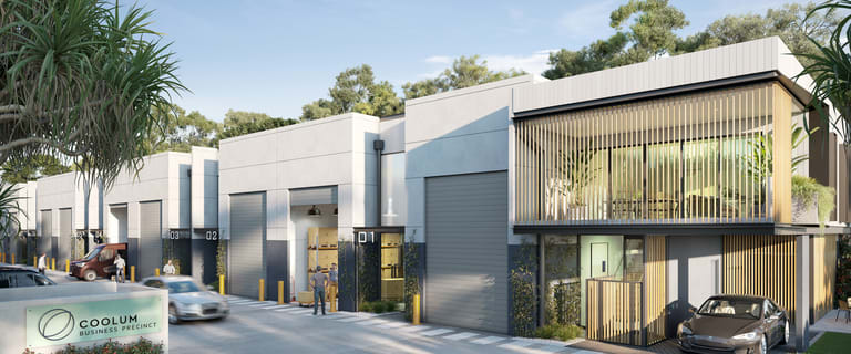 Factory, Warehouse & Industrial commercial property for sale at 109 Quanda Road Coolum Beach QLD 4573