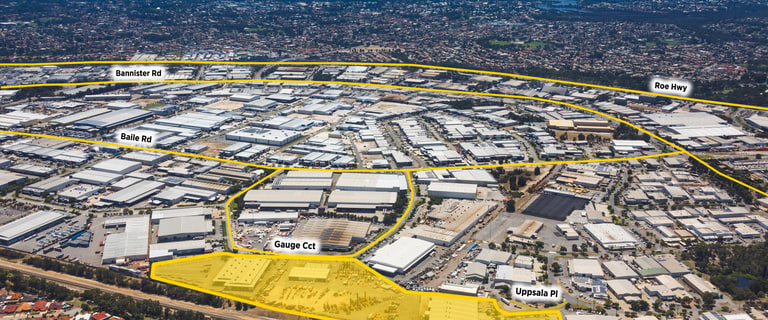 Factory, Warehouse & Industrial commercial property for sale at 6 Uppsala Place Canning Vale WA 6155