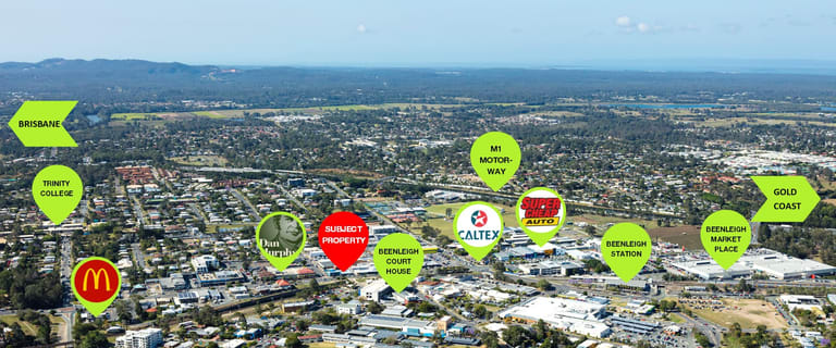 Offices commercial property for sale at 101 George Street Beenleigh QLD 4207