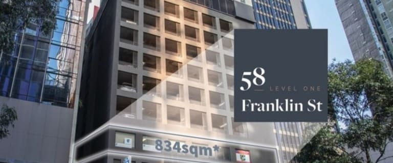 Offices commercial property for sale at Level 1, 58 Franklin Street Melbourne VIC 3000