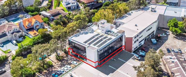 Factory, Warehouse & Industrial commercial property for sale at Ground Floor/384 Eastern Valley Way Chatswood NSW 2067