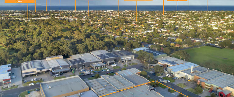 Factory, Warehouse & Industrial commercial property sold at 42-46 Hinkler Road Mordialloc VIC 3195