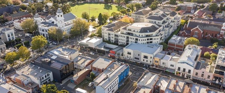 Offices commercial property sold at 269 Glenferrie Road Malvern VIC 3144