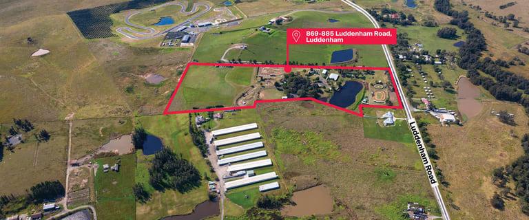 Development / Land commercial property for sale at 869-885 Luddenham Road Luddenham NSW 2745