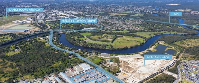 Development / Land commercial property for sale at 119-131 Newbridge Road Chipping Norton NSW 2170