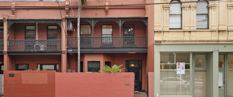 Offices commercial property sold at 300 Malvern Road Prahran VIC 3181