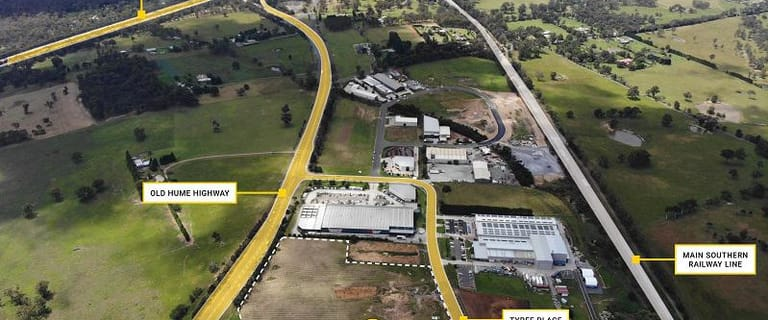 Factory, Warehouse & Industrial commercial property for sale at 12 Tyree Place Braemar NSW 2575