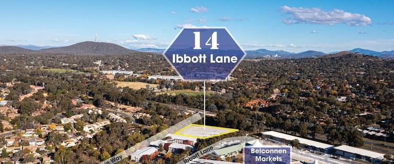 Development / Land commercial property sold at 14 Ibbott Lane Belconnen ACT 2617