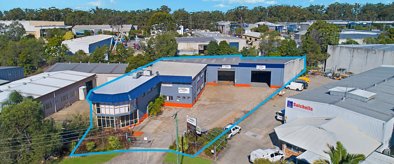 Factory, Warehouse & Industrial commercial property for sale at 10 Trade Court Molendinar QLD 4214