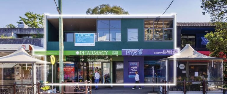 Offices commercial property for sale at 95 Greenwich Road Greenwich NSW 2065