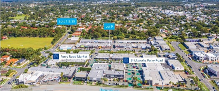 Shop & Retail commercial property for sale at The Brickworks Annex Lots 1 & 35 and Lot 9, 19 Brolga Avenue Southport QLD 4215