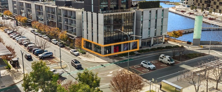 Shop & Retail commercial property sold at 158/45 Eastlake Parade Kingston ACT 2604