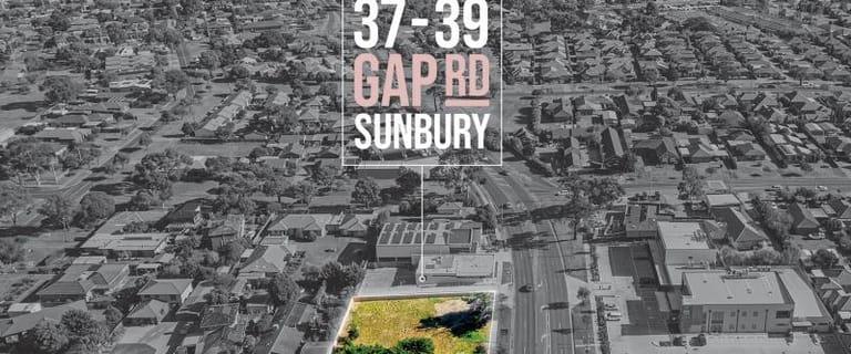 Development / Land commercial property for sale at 37-39 Gap Road Sunbury VIC 3429