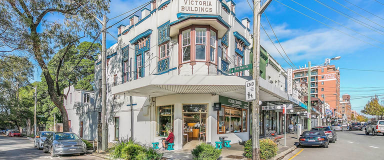 Shop & Retail commercial property sold at 2-4 King Street Newtown NSW 2042