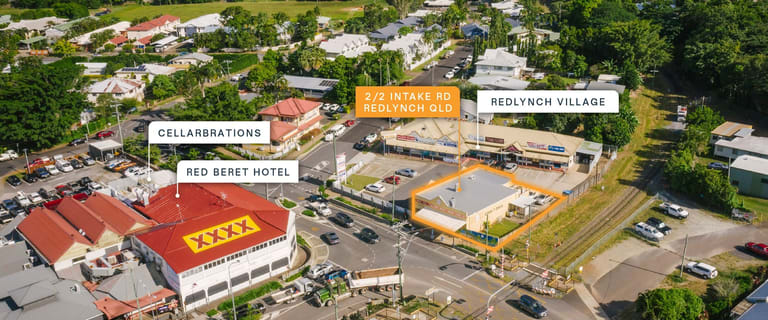 Shop & Retail commercial property for sale at 2-4 Intake Road Redlynch QLD 4870