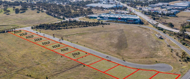 Development / Land commercial property for sale at Lots 10-19 Fife Place Goulburn NSW 2580