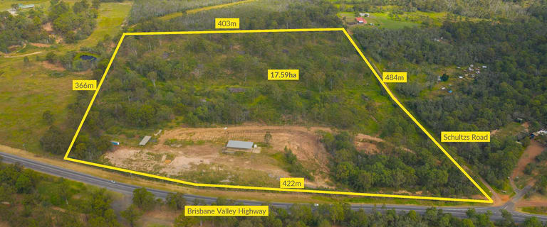 Factory, Warehouse & Industrial commercial property sold at 273-319 Schultzs Road Ironbark QLD 4306