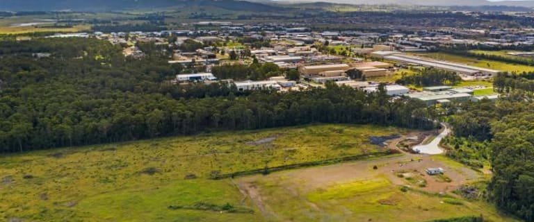 Factory, Warehouse & Industrial commercial property for sale at Lot/91 Gardiner Street Rutherford NSW 2320