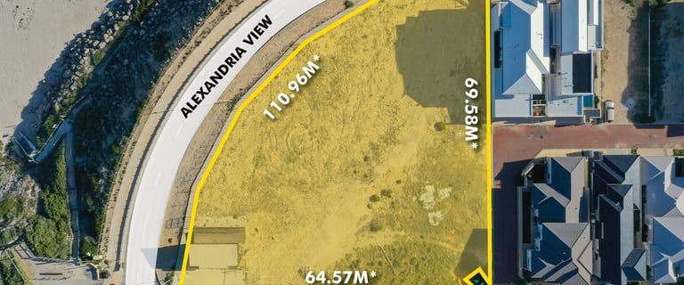 Development / Land commercial property for sale at 50 Alexandria View Mindarie WA 6030