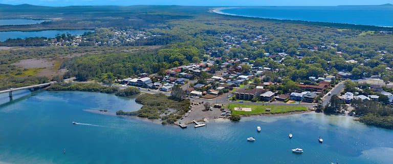 Development / Land commercial property for sale at Lot 1 Eagle Avenue and 12-14 Moira Parade Hawks Nest NSW 2324