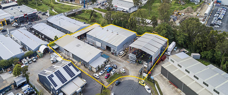 Offices commercial property for sale at 6-8 Bowen Street Slacks Creek QLD 4127