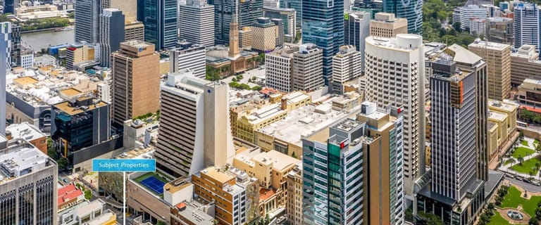 Offices commercial property for sale at 195-199 Elizabeth Street Brisbane City QLD 4000