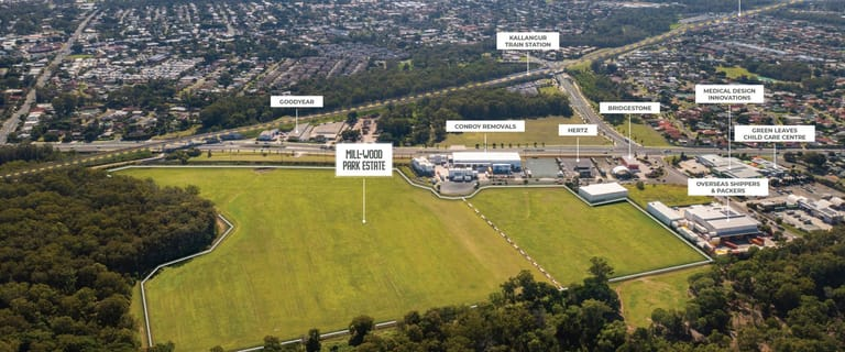 Development / Land commercial property for sale at 33 Briggs Court Kallangur QLD 4503