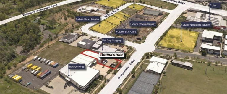 Factory, Warehouse & Industrial commercial property for sale at 35 Wongawallan Drive Yarrabilba QLD 4207
