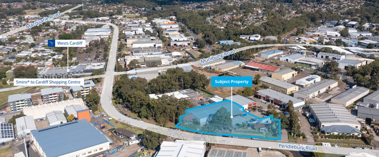 Factory, Warehouse & Industrial commercial property for sale at 52a Pendlebury Road Cardiff NSW 2285