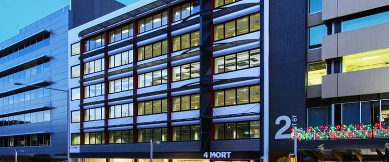 Offices commercial property for lease at 4 Mort Street City ACT 2601